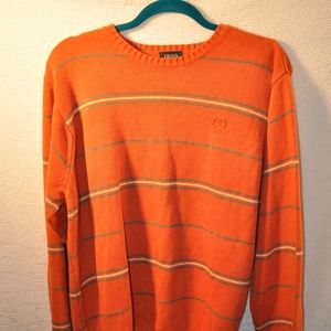 Pumpkin Knit Sweater